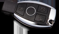 Auto Key Smart Keys For Mercedes Benz